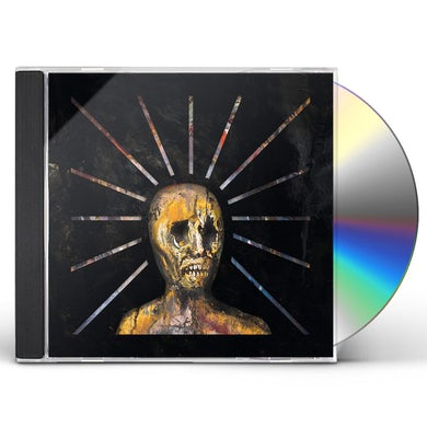 End SPLINTERS FROM AN EVER-CHANGING FACE CD