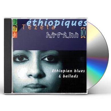 Ethiopiques EHTIOPIAN BLUES & BALLADS CD