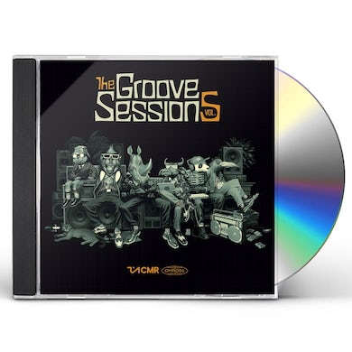 Chinese Man GROOVE SESSIONS 5 CD
