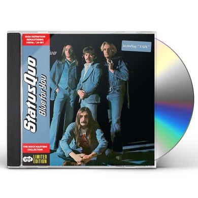 Status Quo BLUE FOR YOU CD