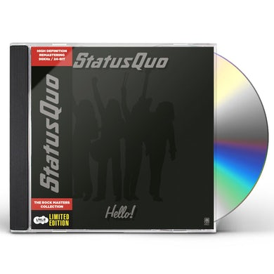 Status Quo HELLO CD