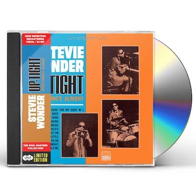 Stevie Wonder  UP-TIGHT CD