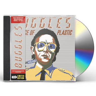 Buggles AGE OF PLASTIC CD