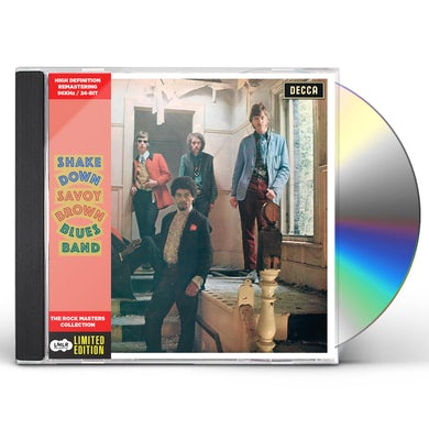 Savoy Brown SHAKE DOWN CD
