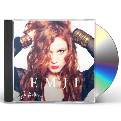 Emji JE TU ELLES CD