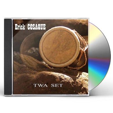 Erick Cosaque TWA SET CD