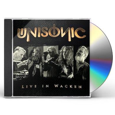 Unisonic LIVE IN WACKEN CD