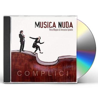 Musica Nuda COMPLICI CD