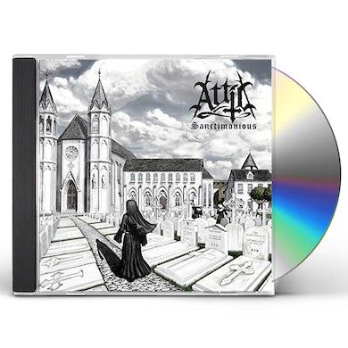 Attic SANCTIMONIOUS CD