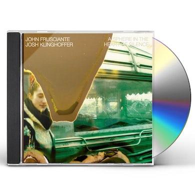 John Frusciante SPHERE IN THE HEART OF SILENCE CD