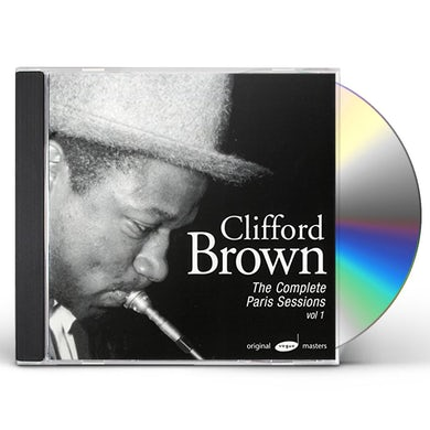 Clifford Brown COMPLETE PARIS SESSIONS 1 CD