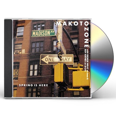 Makoto Ozone SPRING IS HERE CD