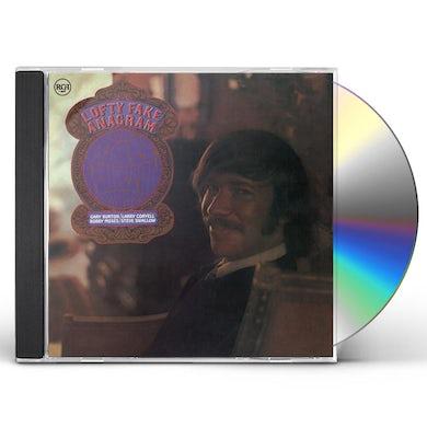 Gary Burton LOFTY FAKE ANAGRAM: LIMITED EDITION CD
