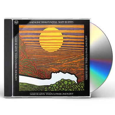 Gary Burton GENUINE TONG FUNERAL: LIMITED EDITION CD