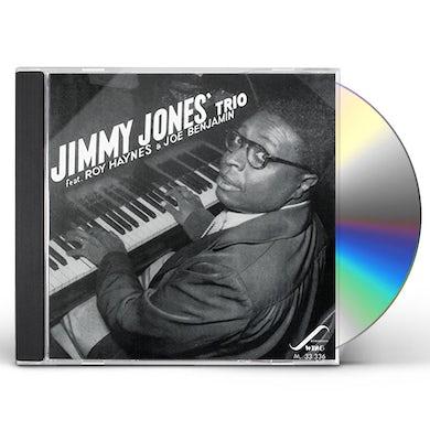 Jimmy Jones TRIO CD