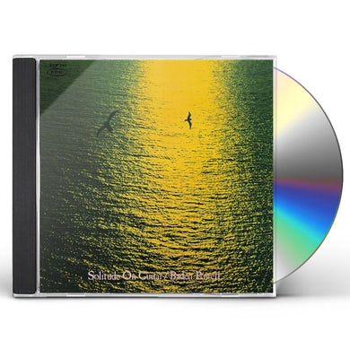 Baden Powell SOLITUDE ON GUITAR CD