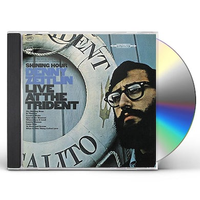 Denny Zeitlin LIVE AT THE TRIDENT CD
