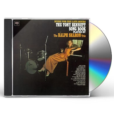 Ralph Sharon MUSIC FOR THE LATE HOURS: TONY BENNETT SONG BOOK CD