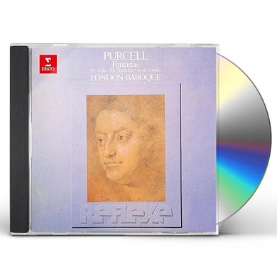 London Baroque PURCELL: FANTSIAS FOR VIOLS CD