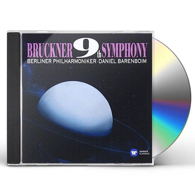 Daniel Barenboim BRUCKNER: SYMPHONY 9 CD