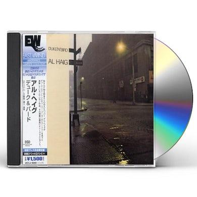 Al Haig DUKE & BIRD CD