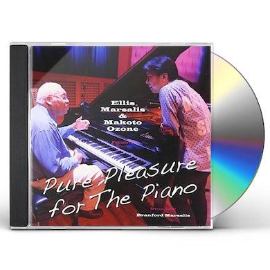 Ellis Marsalis PURE PLEASURE FOR THE PIANO CD