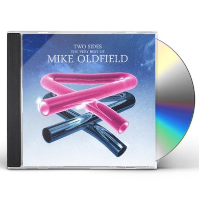 Mike Oldfield TWO SIDES: VERY BEST OF CD