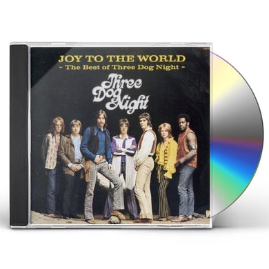 JOY TO THE WORLD-BEST OF THREE DOG NIGHT CD
