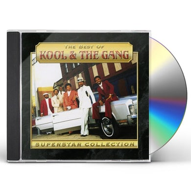 Kool & The Gang BEST OF CD