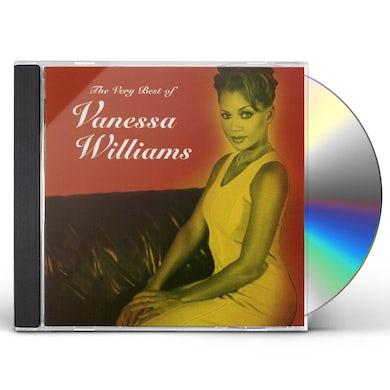 Vanessa Williams VERY BEST OF CD