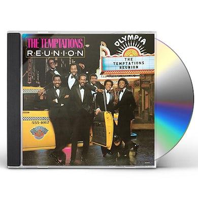 The Temptations REUNION CD