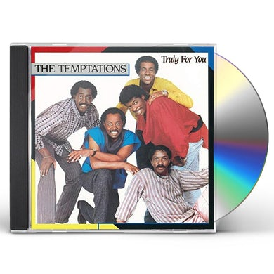 The Temptations TRULY FOR YOU CD