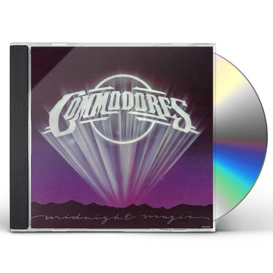 Commodores MIDNIGHT MAGIC CD