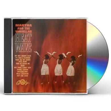 Martha & The Vandellas HEAT WAVE CD