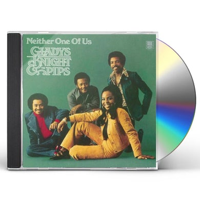Gladys Knight NEITHER ONE OF US CD
