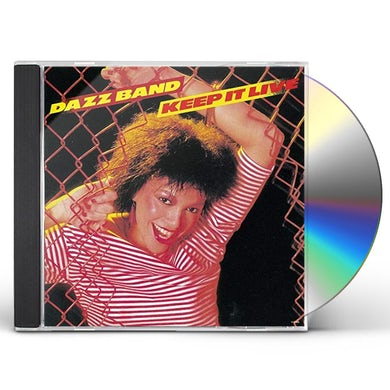 KEEP IT LIVE CD