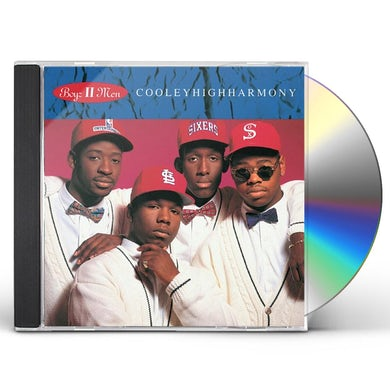 Boyz II Men COOLEYHIGHHARMONY CD