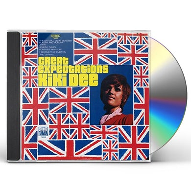 Kiki Dee GREAT EXPECTATIONS CD