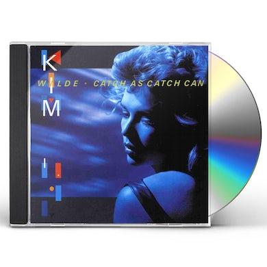 Kim Wilde CATCH AS CATCH CAN CD
