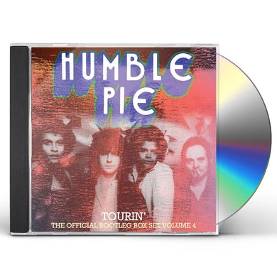 Humble Pie TOURIN VOL 4: OFFICIAL BOOTLEG BOXSET CD