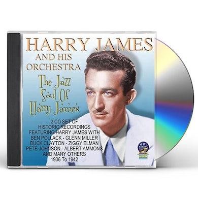 Harry James JAZZ SOUL OF CD