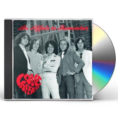 Love Affair AFFAIR TO REMEMBER CD