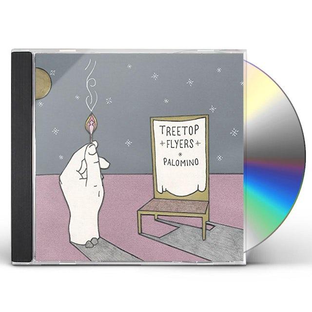 Treetop Flyers PALOMINO CD