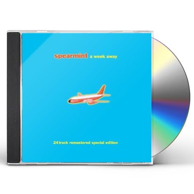 Spearmint WEEK AWAY (REMASTERED) CD