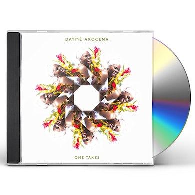 Daymé Arocena ONE TAKES CD