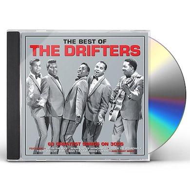 Drifters BEST OF CD