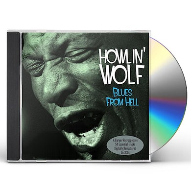 Howlin' Wolf BLUES FROM HELL CD