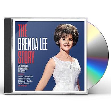 Brenda Lee STORY CD