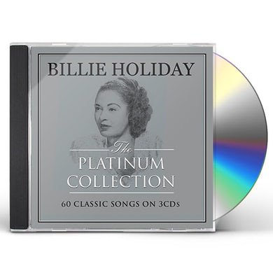 Billie Holiday PLATINUM COLLECTION CD