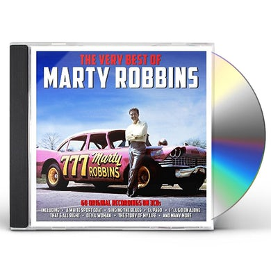 Marty Robbins VERY BEST OF CD